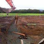 Percolation Trench in Kerry